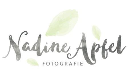 Hochzeitsfotografin Nadine Apfel Logo